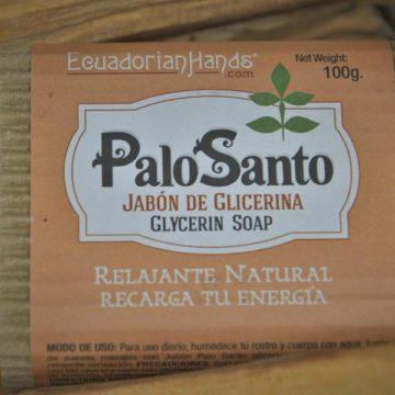 Palo Santo, mydło glicerynowe 100 gram