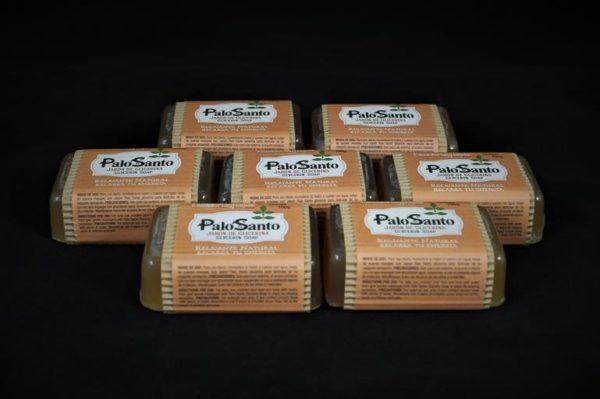 Palo Santo, mydła glicerynowe 100 gram