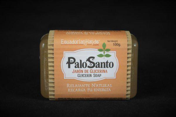 Palo Santo, Equadorian Hands, mydła glicerynowe 100 gram.